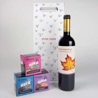 מארז בוטיק- מארזי שוקולד, מארזי יין, חבילות שי, מתנות לעובדים, מתנות לראש השנה