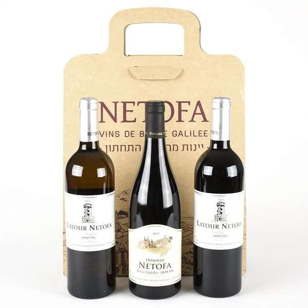 סדרת יינות בוטיק נטופה- מתנות לעובדים, מתנות ללקוחות
