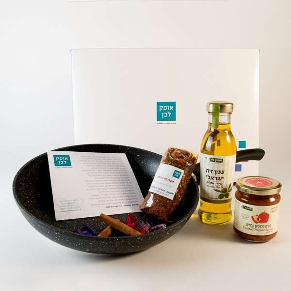 ערכת שקשוקה לחברים- מתנות לעובדים, מתנות לחגים, חבילות שי