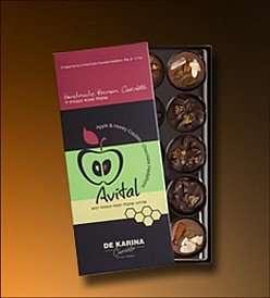 אביטל- שוקולד דה קרינה