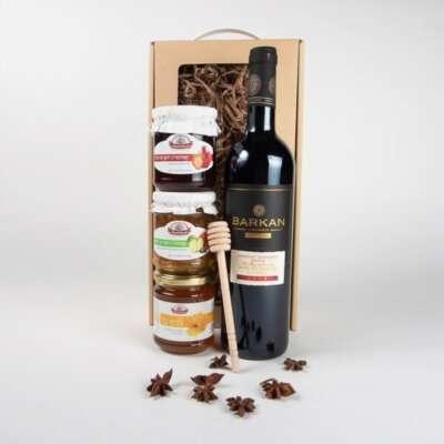 יין וקנפיטורות-ראש השנה