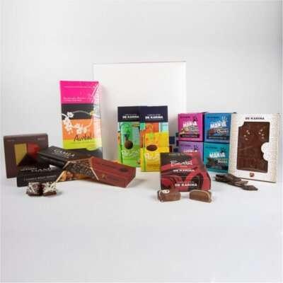 חגיגת שוקולדים-מתנות ללקוחות