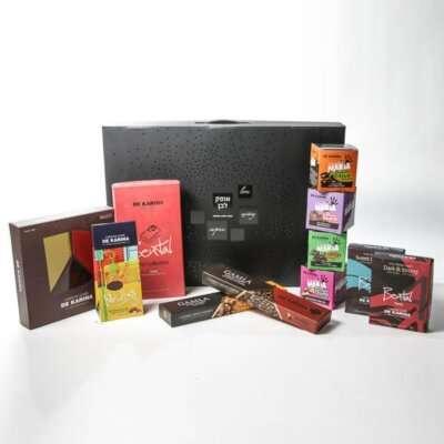 חגיגת שוקולדים-מארזי שוקולד