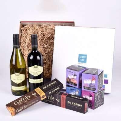 יינות ושוקולדים גדול- מתנות לעובדים, מתנות לראש השנה
