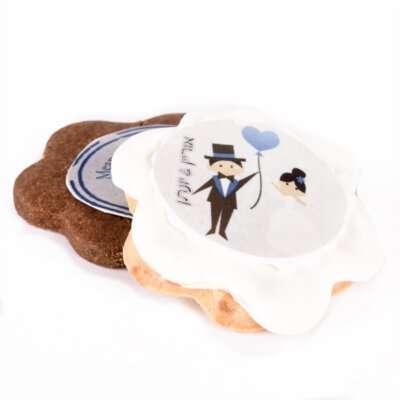 עוגיות חתן כלה