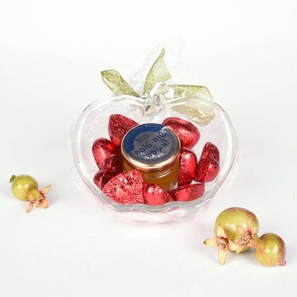 צנצנת תפוח ודבש