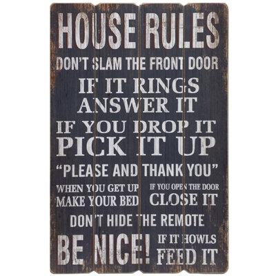 חוקי הבית-יום המשפחה