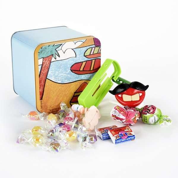 קופסא צוחקת-מתנות לפורים
