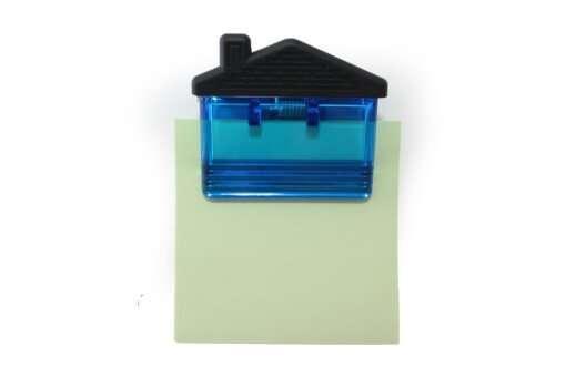 קליפס מגנט בצורת בית