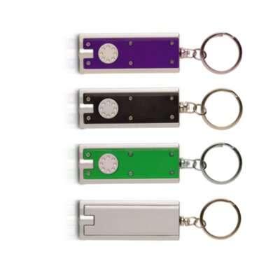 מחזיק מפתחות פנס- מתנות ממותגות