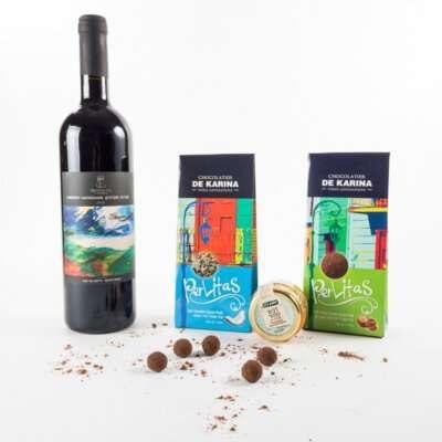 פרליטס ויין-מתנות ראש השנה