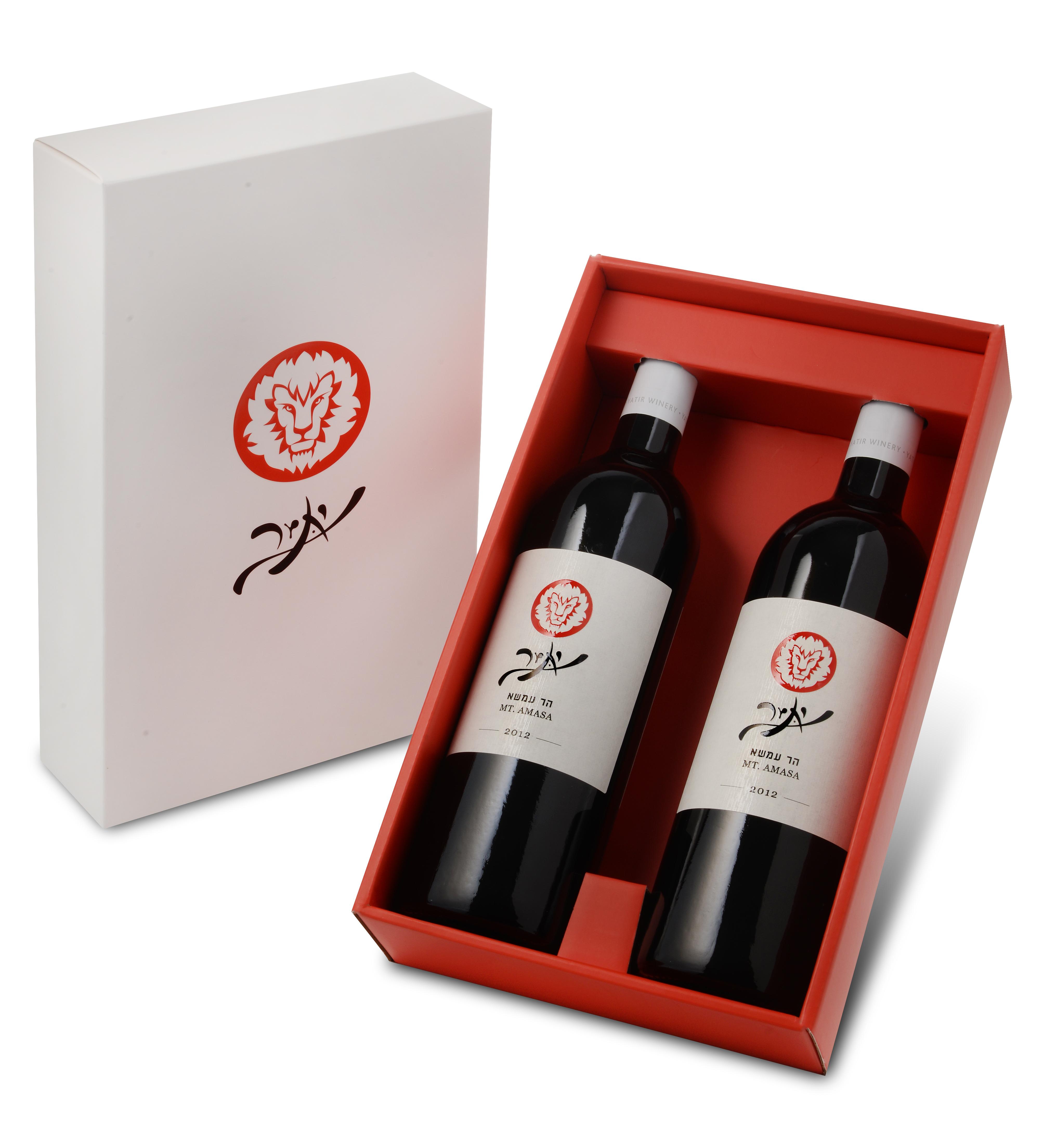 שתי יינות יתיר-מתנות ללקוחות