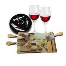 ערכת גבינות ויין- מתנות לעובדים, חבילות שי לחג