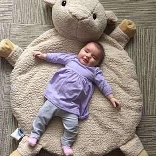 שטיח פעילות כבשה- שי ליולדת