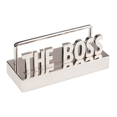 בוס- מעמד לשולחן, מתנות למשרד, מתנות למנהל