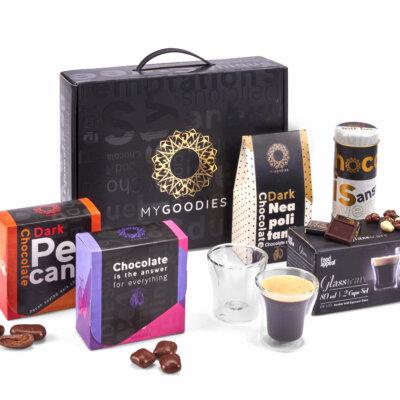 קפה ושוקולדים-מארזי שוקולד