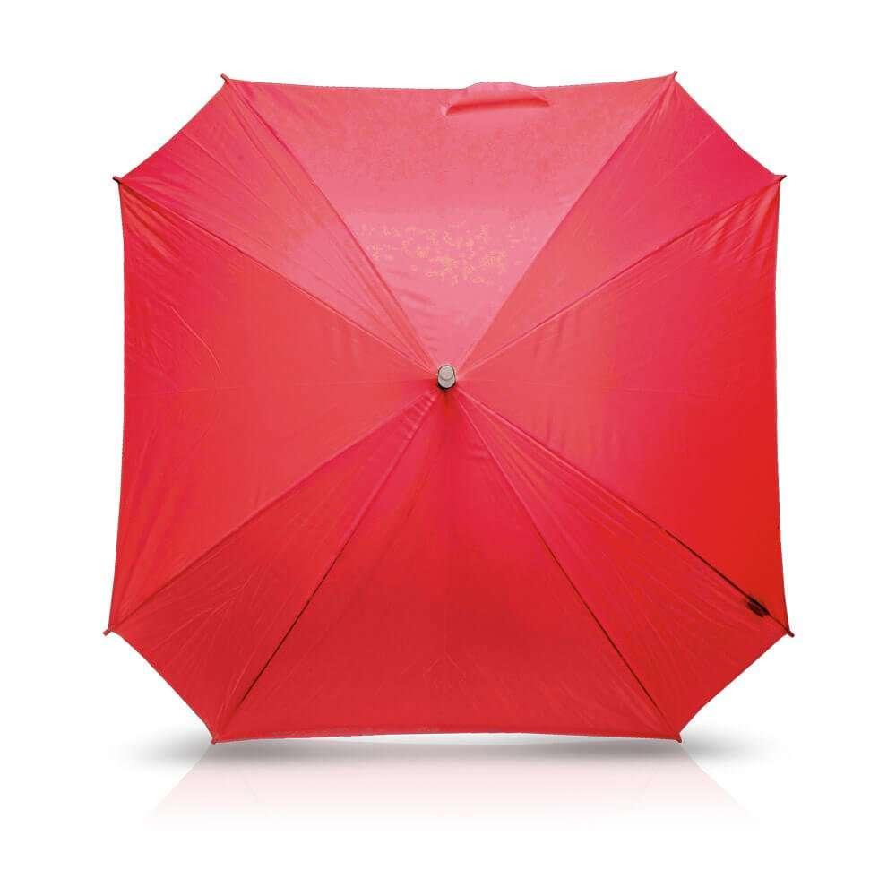 מטרייה מרובעת- מטריות ממותגות, מטריות לחורף
