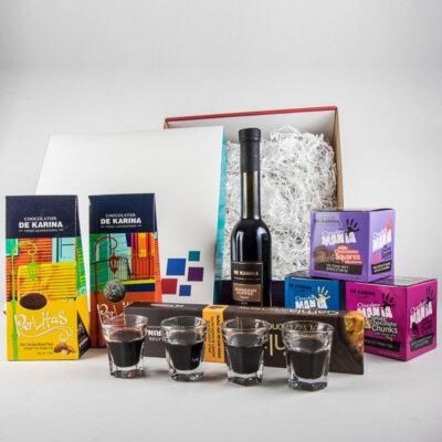 שוקולד לחברים-מתנות לפסח
