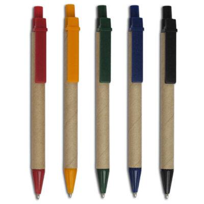 עט מקרטון ממוחזר- עטים עם לוגו, עטים ממותגים