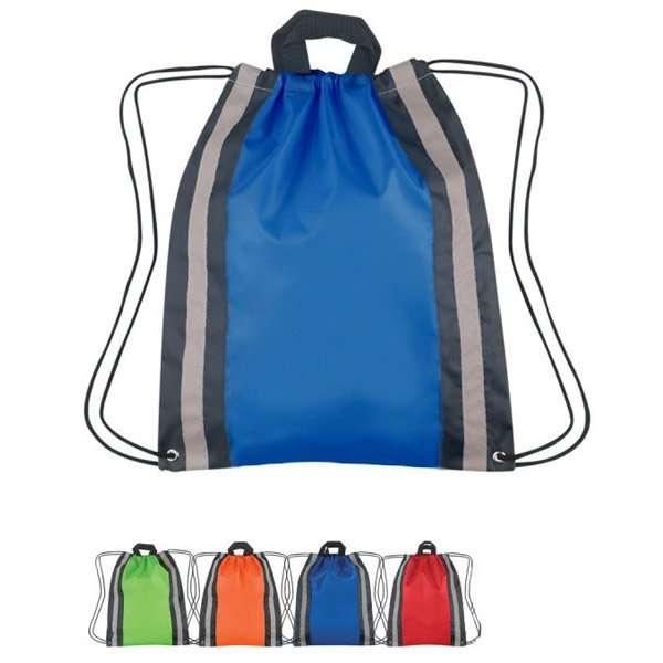 תיק שרוכים מחזיר אור- מתנות למורים, מתנות לקיץ, תיקי גב ממותגים