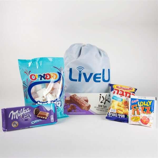 תיק ממתקים-מתנות לפורים
