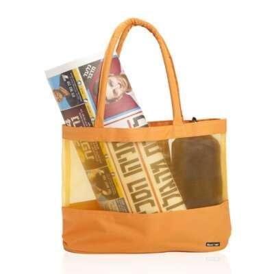 תיק קניות- מתנות למורים, תיקי ים, תיקי בד, תיקי צד