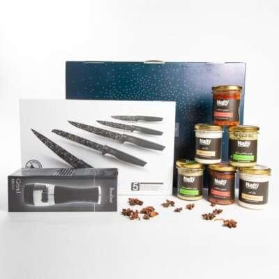 מזוודת שף-מתנות לראש השנה