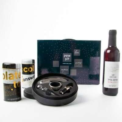 מארז יין מקצועי- מארז יין, מתנות לראש השנה, חבילות שי