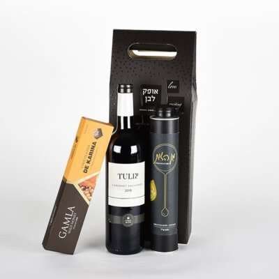 ג'נבה- מארזי יין ושוקולד, מתנות לפסח
