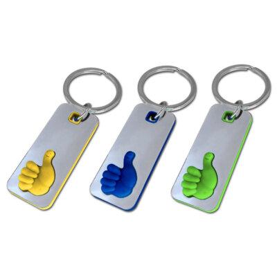 לייק-מחזיק מפתחות ממותג