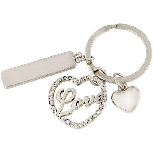 מחזיק מפתחות אהבה- מתנות ליום האישה, מתנות לכנסים, מחזיקי מפתחות ממותגים