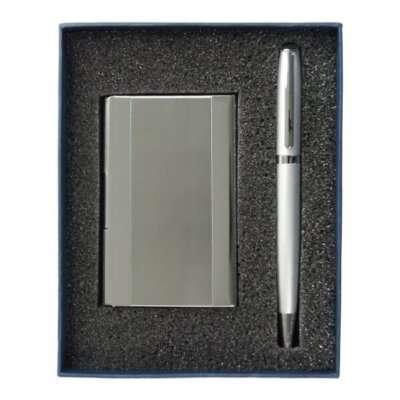 סט עסקים- עטים ממותגים, מתנות לכנסים, מתנות למשרד