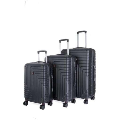 סט מזוודות SWISS-נסיעות וטיולים, מתנות לפסח, מתנות לעובדים