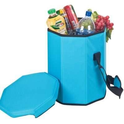 כיסא צידנית מתקפל- צידניות ממותגות, מתנות לקיץ