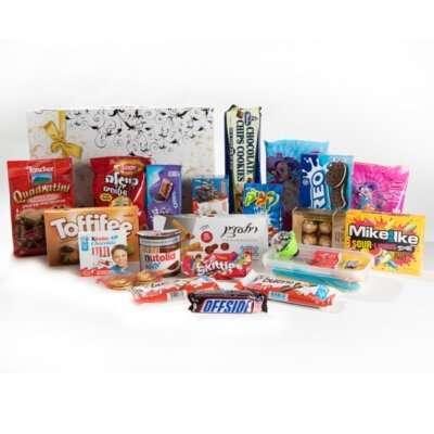 מתוק שמשגע- חבילות שי, מארזי שוקולד, מתנות לחגים