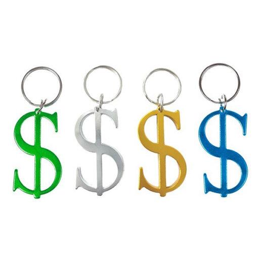 מחזיק מפתחות דולר- מחזיק מפתחות ממותג