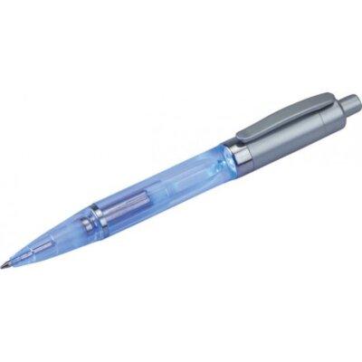 עט עם תאורה