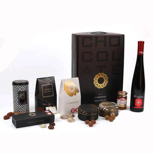 גלאזגו- מתנות לראש השנה, מארזי שוקולד