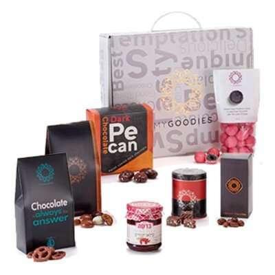 קופסת שוקולדים ספיר- מתנות לראש השנה