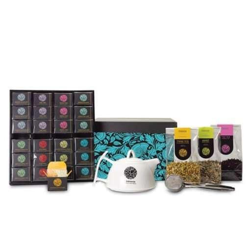 מארז תה חגיגה- מתנות לראש השנה