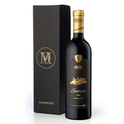 מארז שמשון- מארזי יין לחג