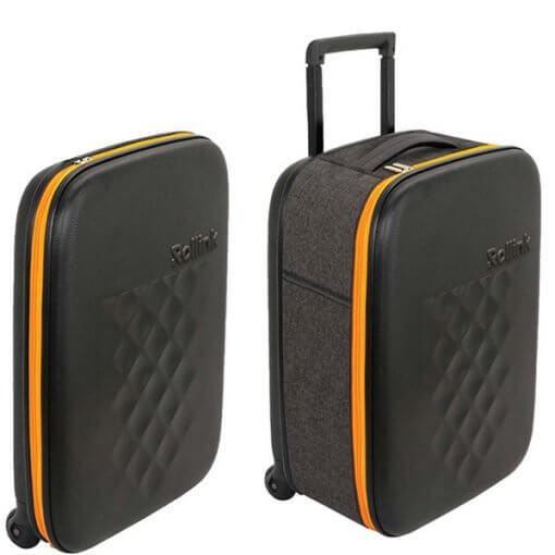 מזוודה מתקפלת