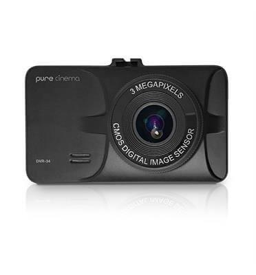 מצלמת דרך לרכב באיכות HD-P1080 דגם DVR-34