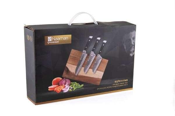 סט סכיני נעמן- מתנות לפסח, מתנות לראש השנה