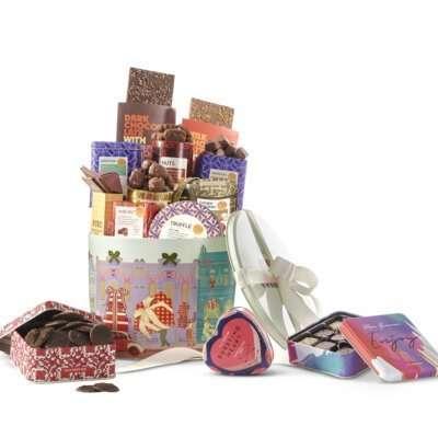 מסיבת שוקולד-מתנות ללקוחות
