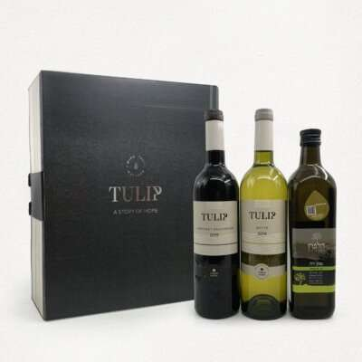מארז יינות לכריסמס