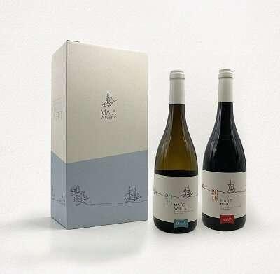 צמד יינות מארה- מתנות לכריסמס