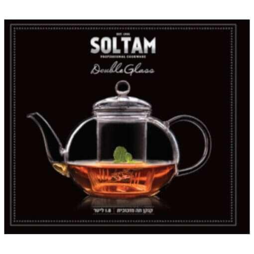 קנקן תה סולתם-מתנה לחורף