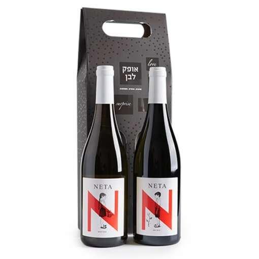 נטע בזוג-מתנות לפסח, מתנות לראש השנה, מארזי יין