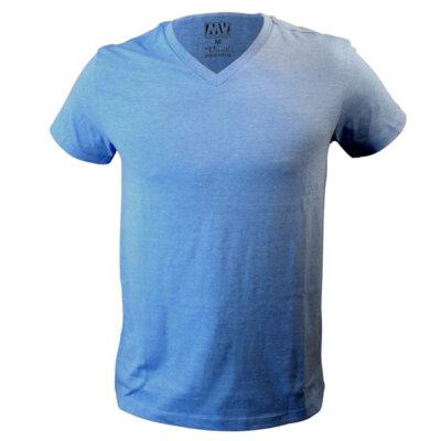 חולצת v-חולצות ממותגות